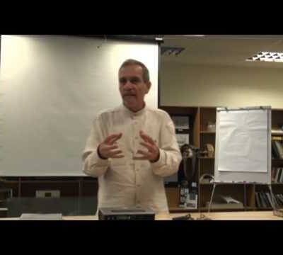 How to develop a research proposal with Prof. Johannes Cronje (External Link)